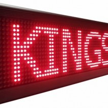 LED Programable Scrolling Signs